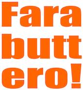 Farabuttero Logo