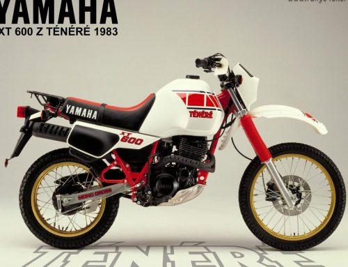 Yamaha XT 600 Z Teneré (34L o 55W)